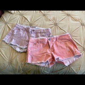 Women's juniors shorts